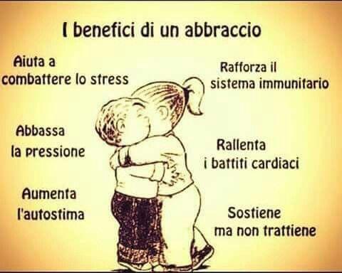 I benefici di un abbraccio - 13113