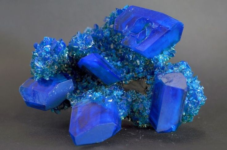 Chalcanthite - Minerals, Crystals, Gemstones, Natural Formations