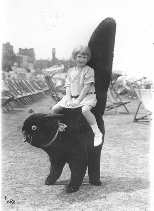 Lucy realized they weren't actually in Disneyland. The disappointment would stay with her for the rest of her life.