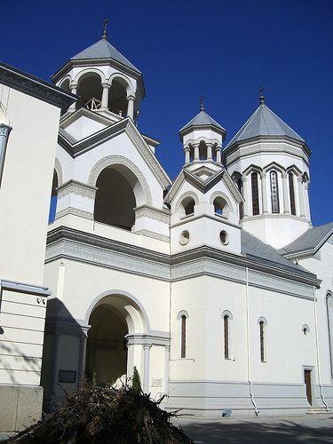 Armenian Church, Bucharest