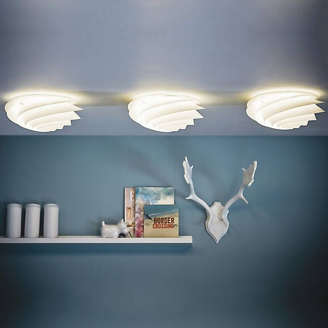 Swirl 1320 ceiling wall lamp