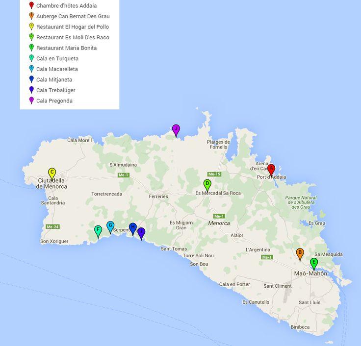 Située dans l'archipel des Baléares en Méditerranée, l'île de Minorque, plus sauvage et plus petite que sa voisine Majorque et moins festive qu'Ibiza, était la destination de mes vacances cet été! L'occasion de partager avec…