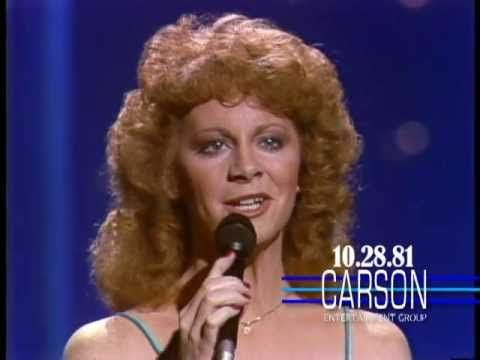 """Reba McEntire - """"You Lift Me Up to Heaven"""" on """"The Tonight Show"""""""