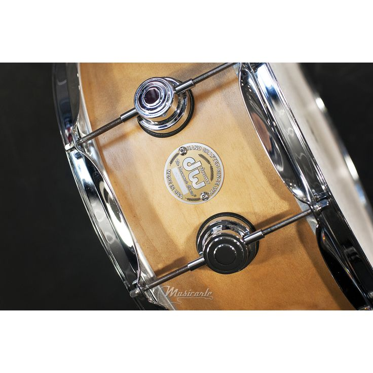 DW DRUMS COLLECTOR'S Satin oil Natural 14