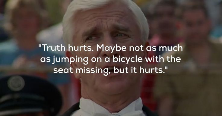 Like a midget at a urinal these Frank Drebin quotes will keep you on your toes (17 Photos)