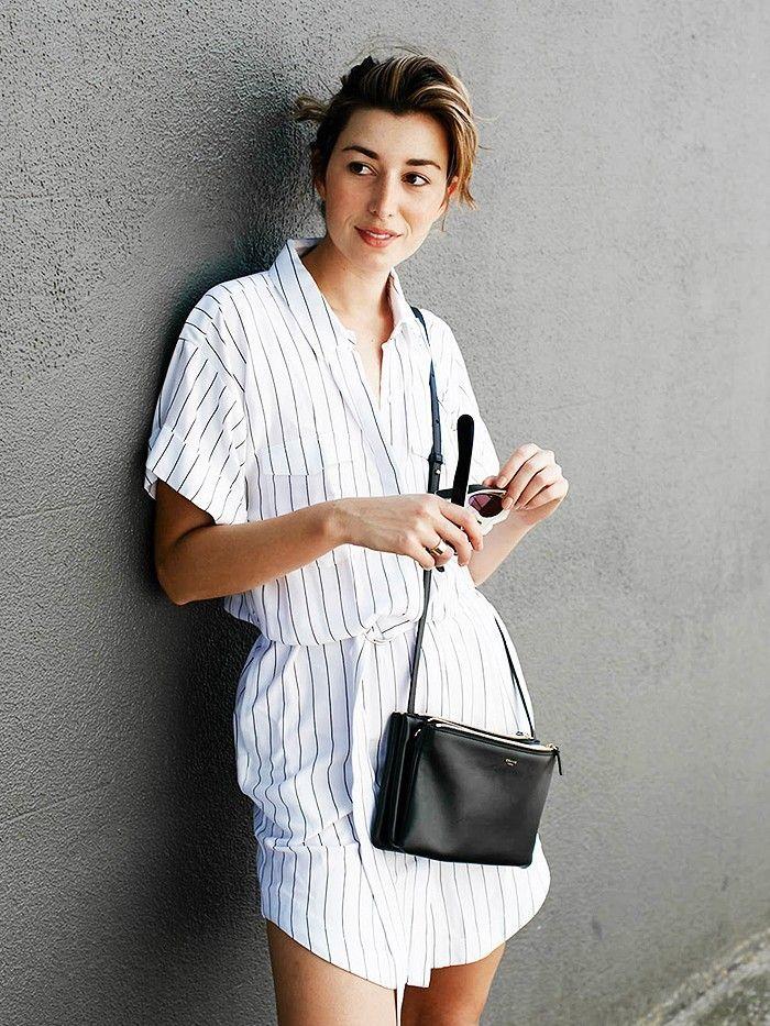 Платья - рубашки (подборка) / Street Style / Своими руками - выкройки, переделка одежды, декор интерьера своими руками - от ВТОРАЯ УЛИЦА