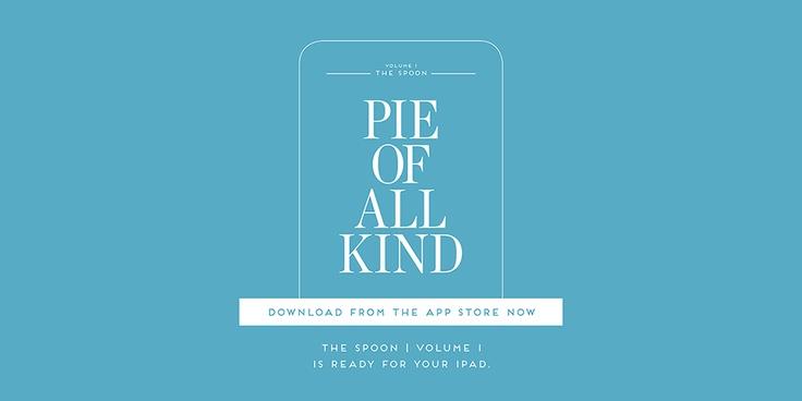 The Spoon magazine for iPad