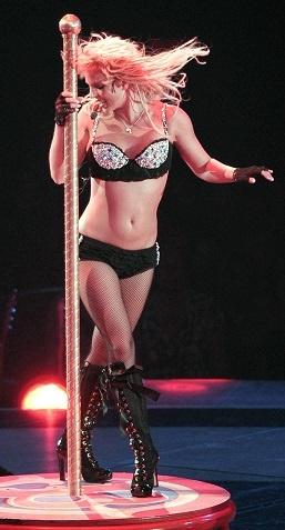 Britney spears circus tour vagina apologise