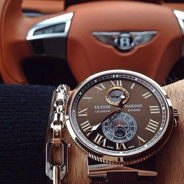 ♠️ Classic life ♠️ #watch #luxury #rich #money #millionaire #gold #supercar…