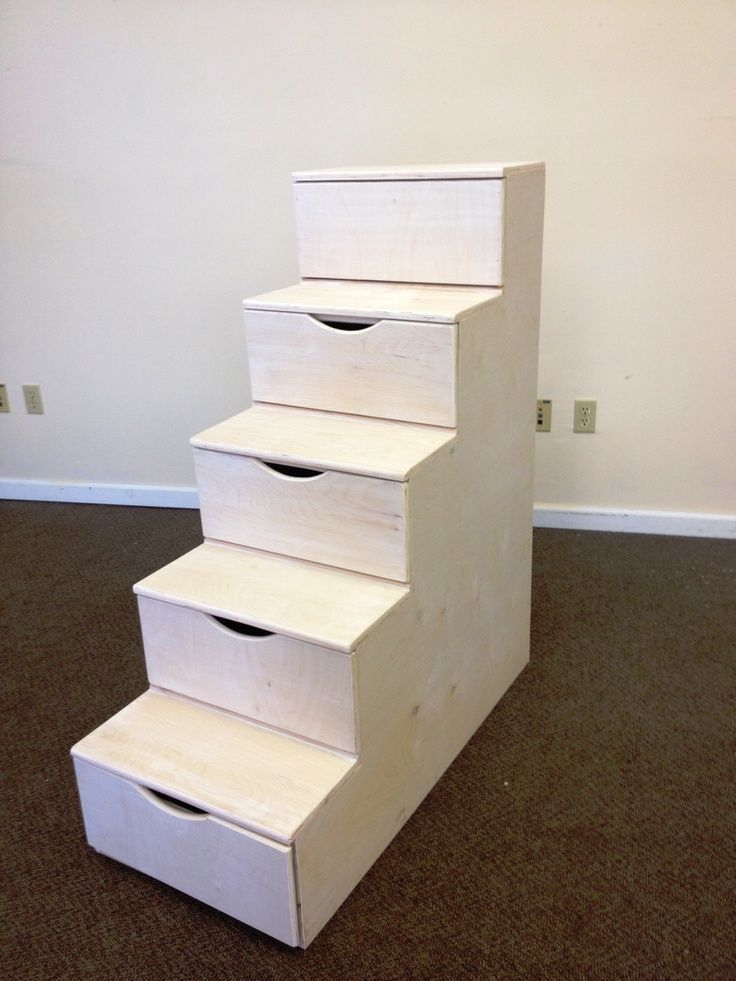 Image Result For Bed Built Over Stair Box: Image Result For Bunk Beds With Stairs For Tweens