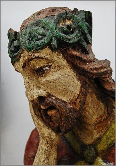 Chrystus Frasobliwy - Muzeum Etnograficzne