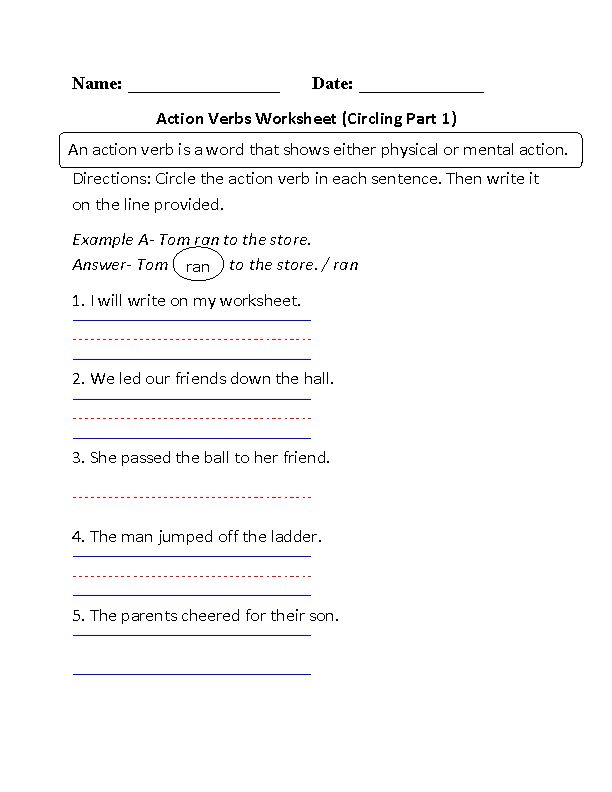 23 best Action verb images on Pinterest Action verbs, Worksheets - action verbs for resume