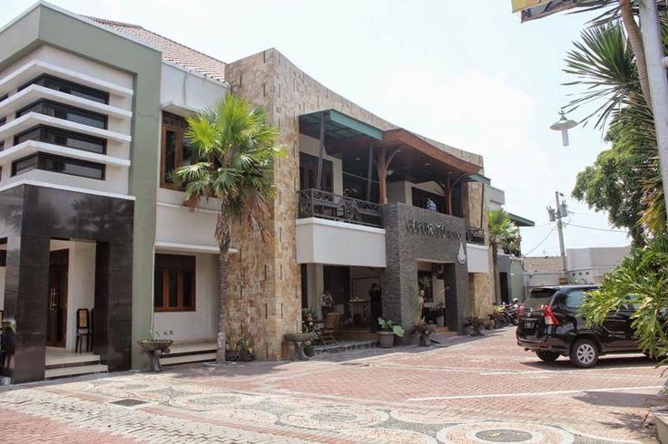 Pusat Bisnis Indonesia: Cupuwatu Resto Tempat Kuliner Khas Jogja