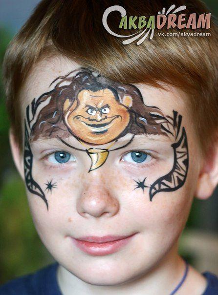 #facepaint #facepainting #face #paint #painting #праздник #детскийпраздник #аквагрим #аквагримм #faceart #фейсарт #фэйсарт #моана #мауи #moana #maui