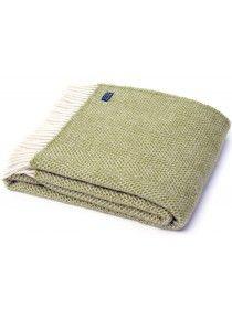 Pure New Wool Beehive Throw Kiwi 830