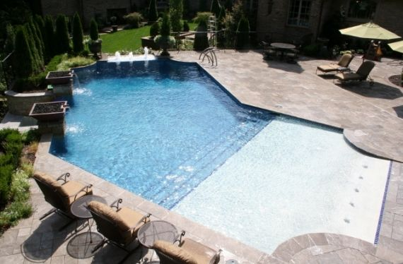 171 best images about pools on pinterest fire pits - Above ground swimming pools tyler texas ...