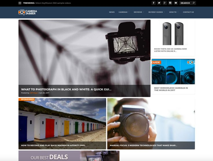 The 14 best photography websites