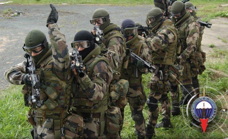 [Geardos] Forces Spéciales Françaises