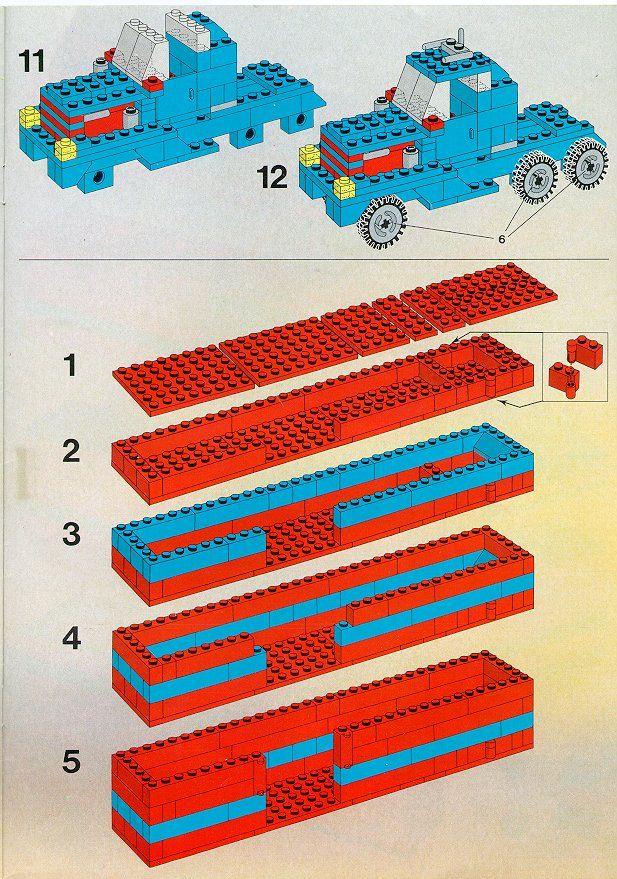lego duplo 10854 instructions