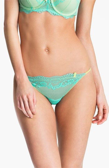 DKNY 'Lovely Lace' Bikini (3 for $27) available at Nordstrom