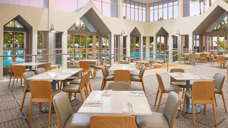 Sheraton Grand Mirage Resort Port Douglas - dining