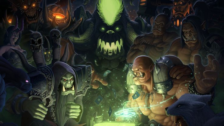 World Of Warcraft, Fan Art, Hearthstone: Heroes Of Warcraft ...