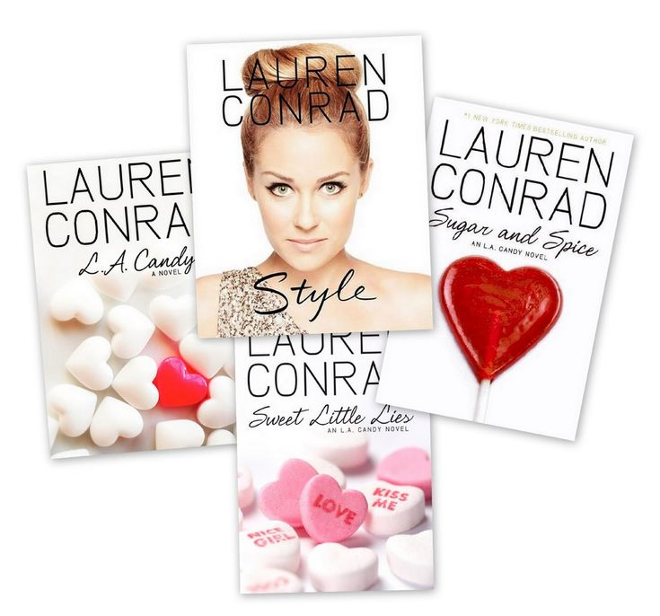 I loved Lauren Conrad's three books all about a reality t.v show in LA, after being on one herself i guess she knew what it was like to have your personal life not so personal.  I wasn't sure if i'd enjoy the books but they're well written, each character has their own story line, they all overlap but aren't confusing. Little bits about each character are leaked throughout and you'll find yourself hooked. You'll be jealous of the free clothes and hot guys and wonder if it's all really worth…