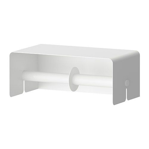 Good for those households where no one except me change the roll enudden - Ikea tables gigognes ...