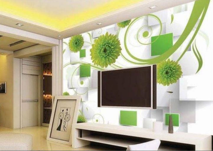 beautiful wall art and ceiling design lcd cabinet id850 lcd cabinet wall designs wall - Designs For Pictures On A Wall
