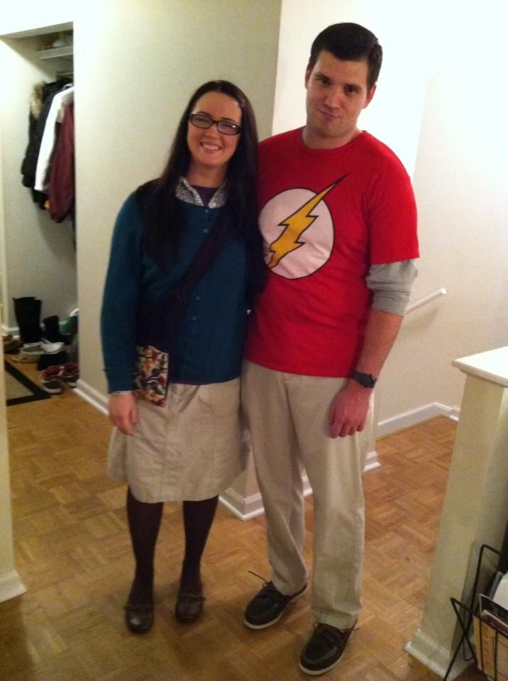 sc 1 th 260 & Sheldon And Amy Costume Ideas