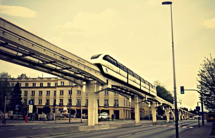 rzeszów monorail poland