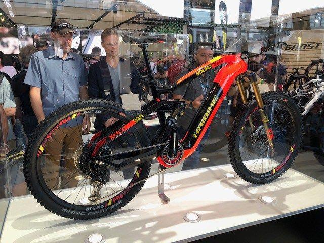 Eurobike 2018 New Eroad Emtb Ecargo Mid Drives Abs More
