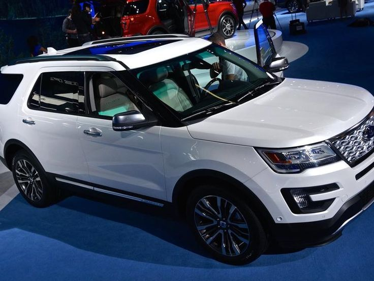 The ford explorer is a mid-size sport utility vehicle produced by the american manufacturer ford since 1990, but in 2010 it was redesigned as a crossover suv. Description from tips.yourcars.co. I searched for this on bing.com/images