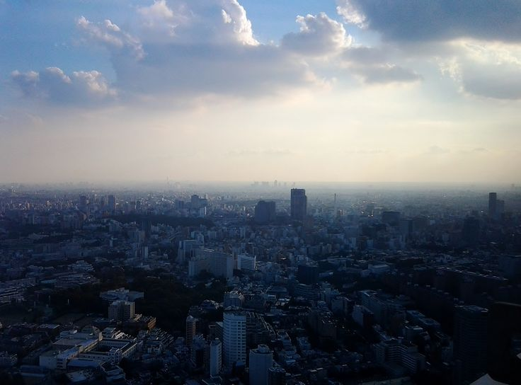 A Landscape from TOKYO CITY VIEW in Roppongi Hills (六本木ヒルズ・東京シティビューからの風景) by Hilo  on 500px