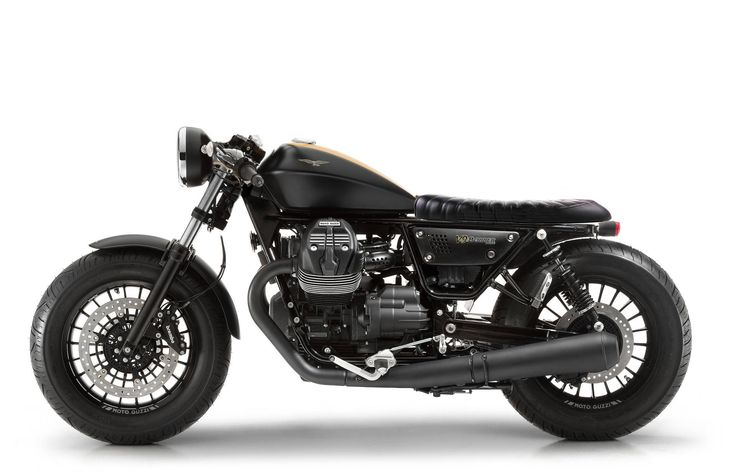 Moto Guzzi V9 Bobber Cafe Racer Brat Style MY NEW DREAM