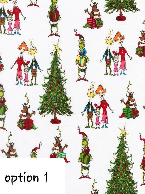 Christmas Fabric 2021 Release The Grinch Suspender Skirt Etsy In 2021 Christmas Fabric Xmas Wallpaper Christmas