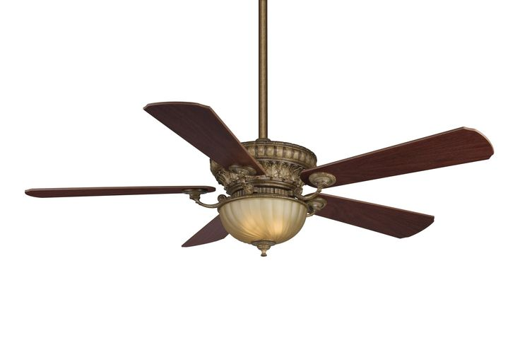 """52"""" Ventana 5 Blade Ceiling Fan with Remote"""