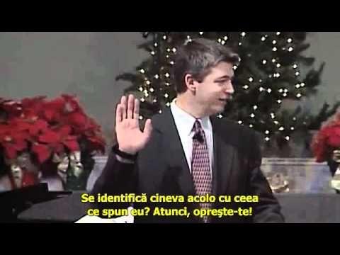 Paul Washer   --- Mori fata de tine si preda-te Lui Cristos ---