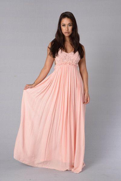 Ancient Rome Dress - Mauve