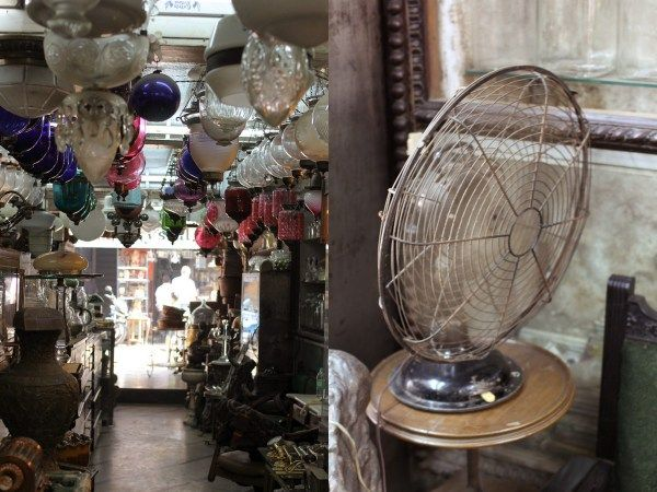 Friday Finds ☆ Antique & Vintage Shopping in Chor Bazaar ☆ Mumbai India - CHUZAI ☆ LIVING