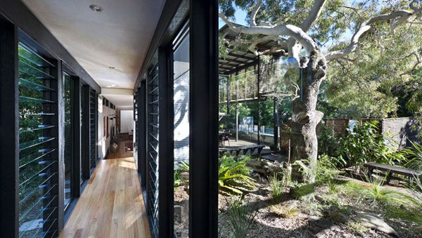 Marcus Beach House w/ addition by BARK Design Architects