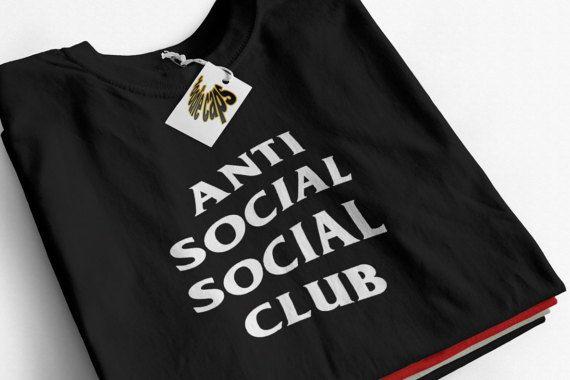Anti Social Social Club Tshirt - Anti Social Social Club Sweatshirt - Kanye West Shirt - assc - yeezy hoodie - Yeezus Tshirt- Yeezus  #Hoodies #SocialSocialClub
