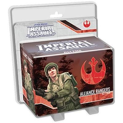 Alliance Rangers Ally Pack: Star Wars Imperial Assault
