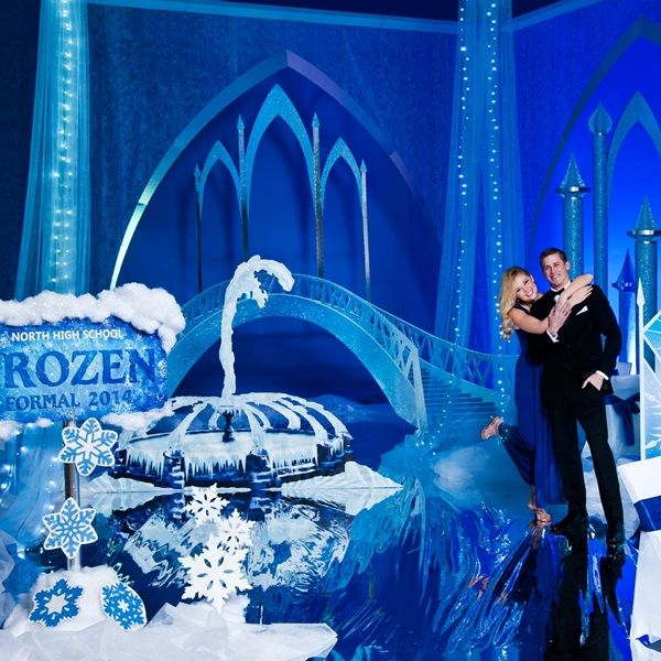 Andersons Forever Frozen Night Complete Theme 000 Dance The Night Away Pinterest Table