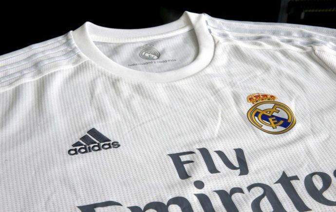 Real Madrid's 1 billion deal with Adidas
