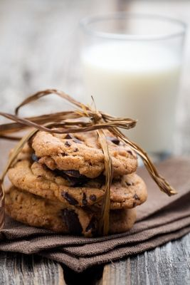 These chocolate chip cookies are so good