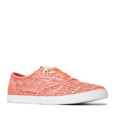 Deuce - Kidman Crochet - Overland Footwear. #NewandNow