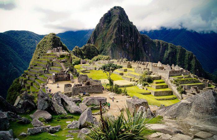 Machu Picchu, a cidade perdida dos incas, destino obrigatório no Peru © mariagraziamontagnari #Peru #momondo
