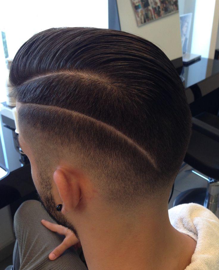 Barbershop hair