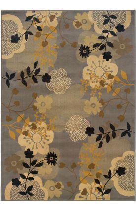 5x7 Grey And Gold Rug Is 200 Plus Free Shipping Living